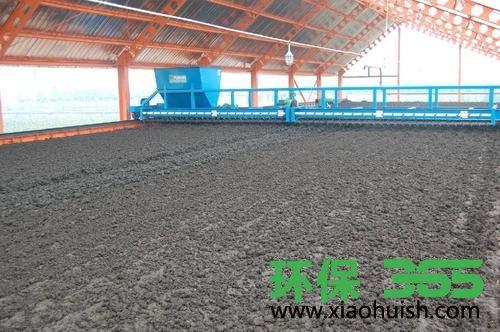上海污泥处理